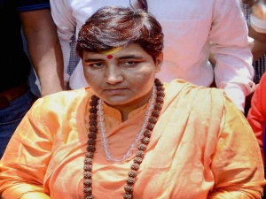 'Take back my statement, apologise': Sadhvi Pragya after backlash over Hemant Karkare remark