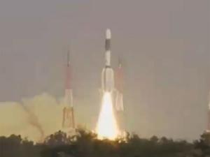 ISRO launches GSAT-7A satellite for IAF from Sriharikota