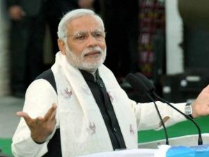 Fight is for Kashmir, not against Kashmiris: Modi