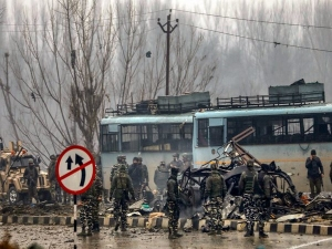 Pulwama attack: All-party meet begins, Rajnath to brief opposition