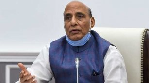 Defence Minister Rajnath Singh to visit