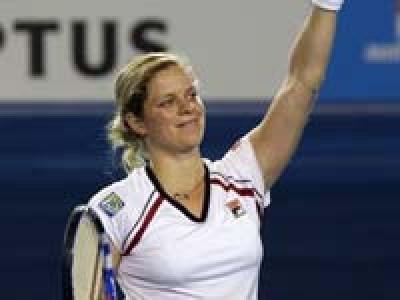 Kim Clijsters Li Na Wta Rankings Australian Open