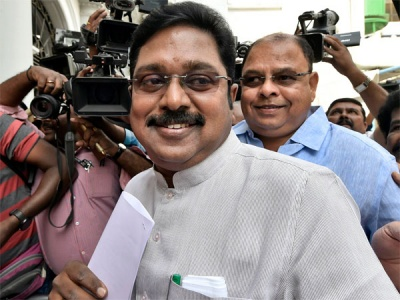 TTV Dinakaran charged with criminal conspiracy in 'two leaves symbol' case