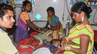 Encephalitis toll rises to 66 in Bihar; Harsh Vardhan to review situation