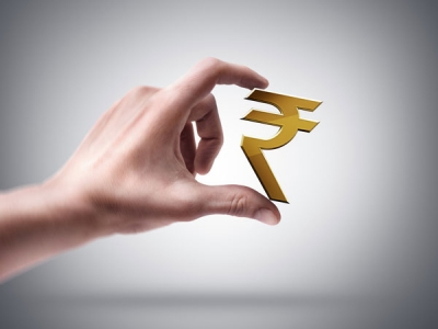 Rupee rises 24 paise against US dollar