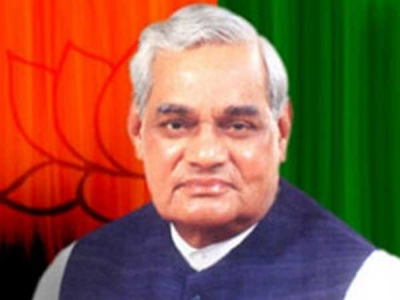 Vajpayee shows signs of improvement