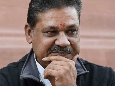 Is Kirti Azad joining Congress?