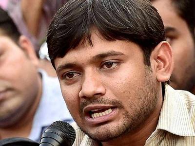 Kanhaiya Kumar charged with Anti India