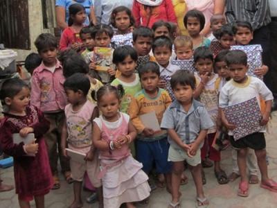 Focus on issues of children living