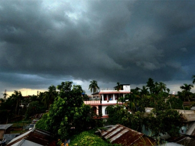 Heavy rains affect life in Odisha