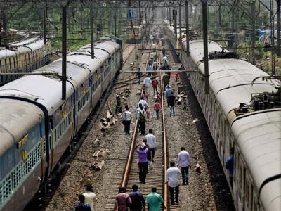 Railways issues helpline numbers