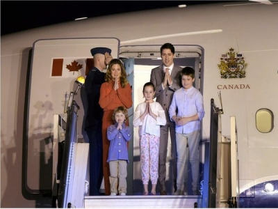 Why Justin Trudeau is not getting attention that a visiting PM deserves
