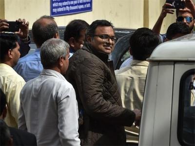 Karti Chidambaram's CA gets bail in INX media case