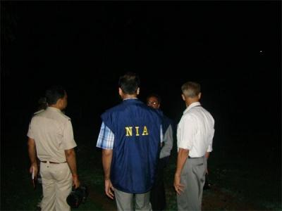 Funding naxals: NIA arrests one
