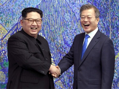 What media in Korean Peninsula said