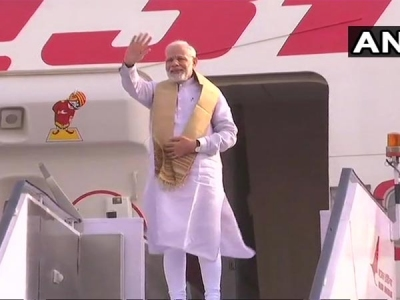 PM Modi embarks on 5-day tri-nation trip
