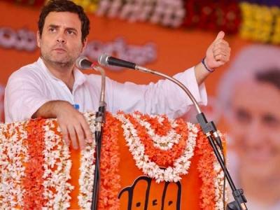 Rahul set to make 3more visits to K'taka