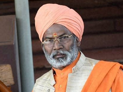 UP: BJP MP Sakshi Maharaj sparks row
