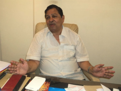 Santosh Hegde on coalition government