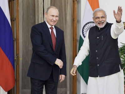 PM Modi to visit Russia tomorrow
