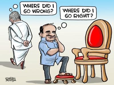 Siddu's 'wrong' and Kumaranna's 'right'