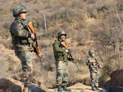 3 terrorists killed near Kupwara