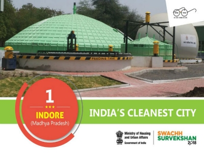 Swachh Survekshan: Welcome to Indore