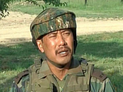 Major Gogoi posted out of 53 RR