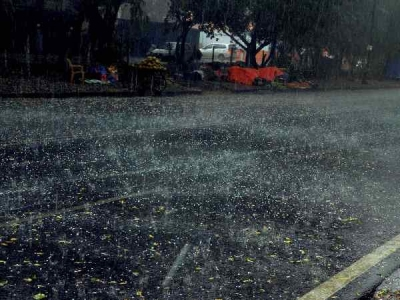 Thunderstorm likely to hit parts of UP