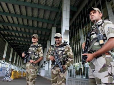 Gujarat on high alert as IB warns