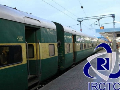 you can track what's cooking in IRCTC