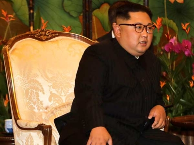 N Korea denuclearisation 'not fully on