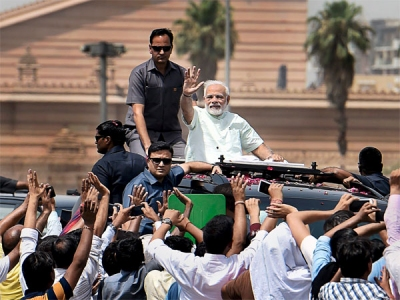 Modi gets ready for 2019