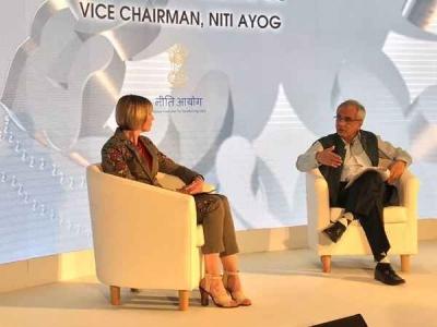 Niti Aayog is India's action tank