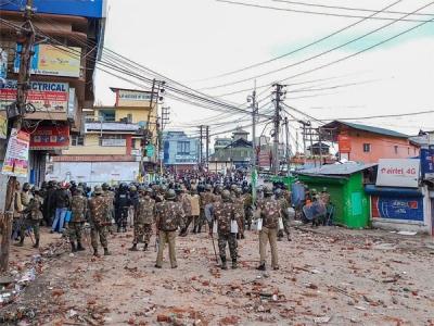 Meghalaya: Mobile Internet service restored in Shillong