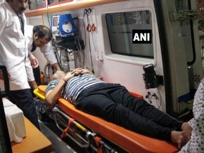 Satyendra Jain's health deteriorates