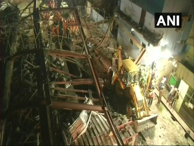 Chennai building collapse: 1 body recovered, 28 injured