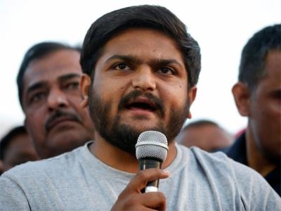Guj govt's plea to cancel Hardik's antic
