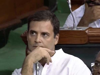Rahul Gandhi lacks seriousness to lead