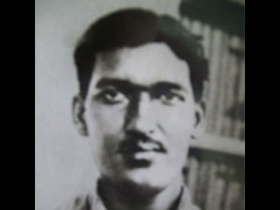 Freedom fighter Ashfaqulla Khan