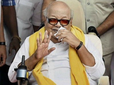 RIP Karunanidhi: A man of letters