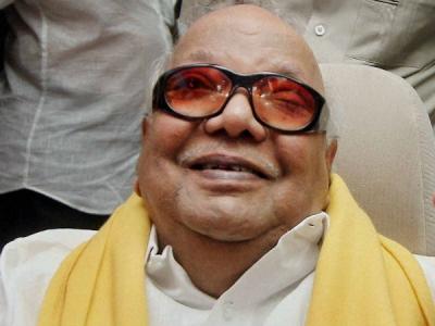 Karunanidhi: Was first TN CM to hoist