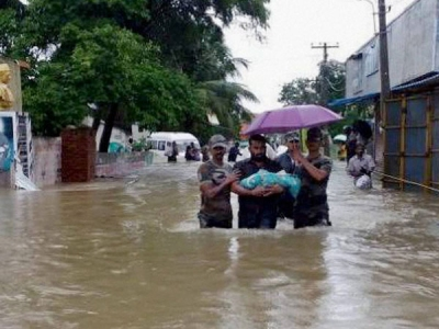 Navy rescued nearly 17,000 Keralites