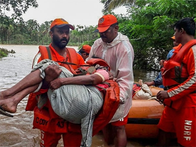 How to help flood-hit people of Kerala