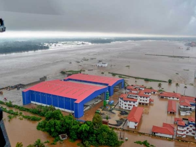 More funds sent to flow in for Kerala