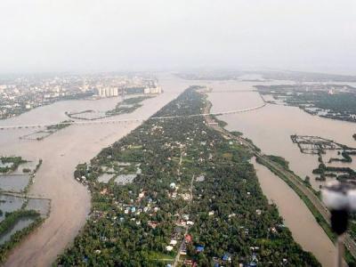 Kerala floods declared calamity