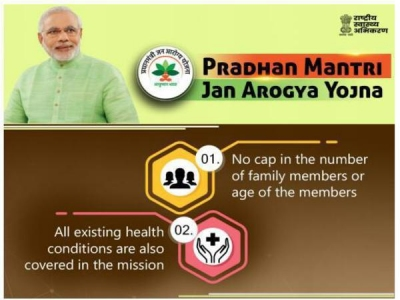 PMJAY to cover Rs.5 lakh per family/year