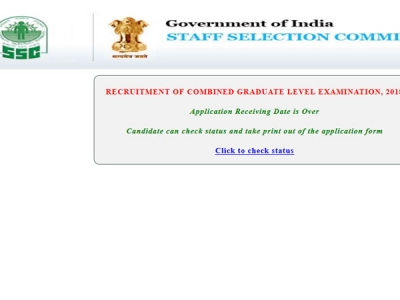 SSC GD recruitment 2018: How to apply