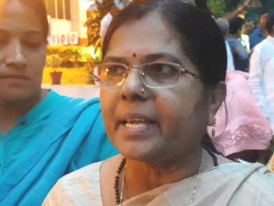 Ex-minister Manju Verma, husband booked