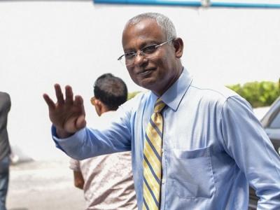 India congratulates the victorious Maldi